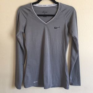 🔥 4/$20 SALE Nike Pro long sleeve Dri-Fit